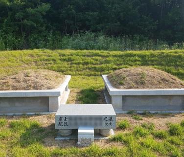 묘지조성 실사례